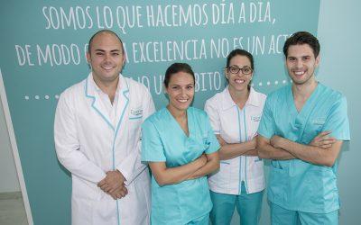 Sesión fotográfica clínica dental Epione