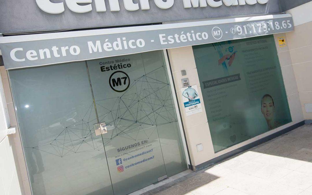 Fotos: Centro Médico M7